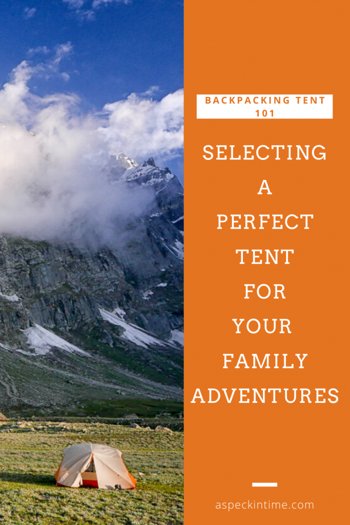 How to choose a perfect backpacking tent 2