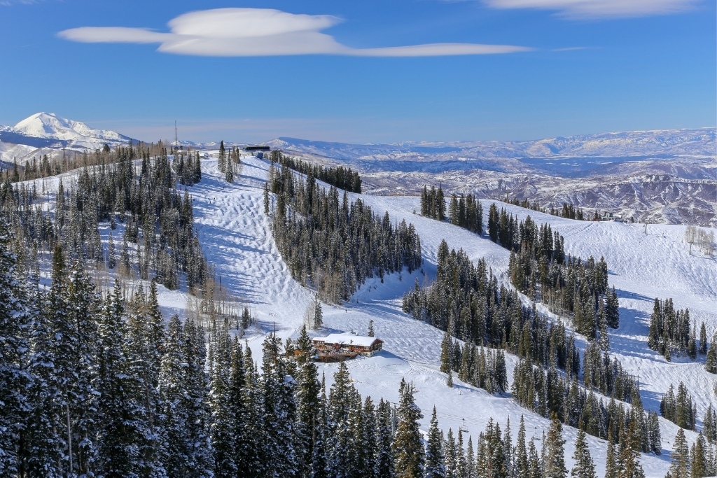 aspen snowmass mountain