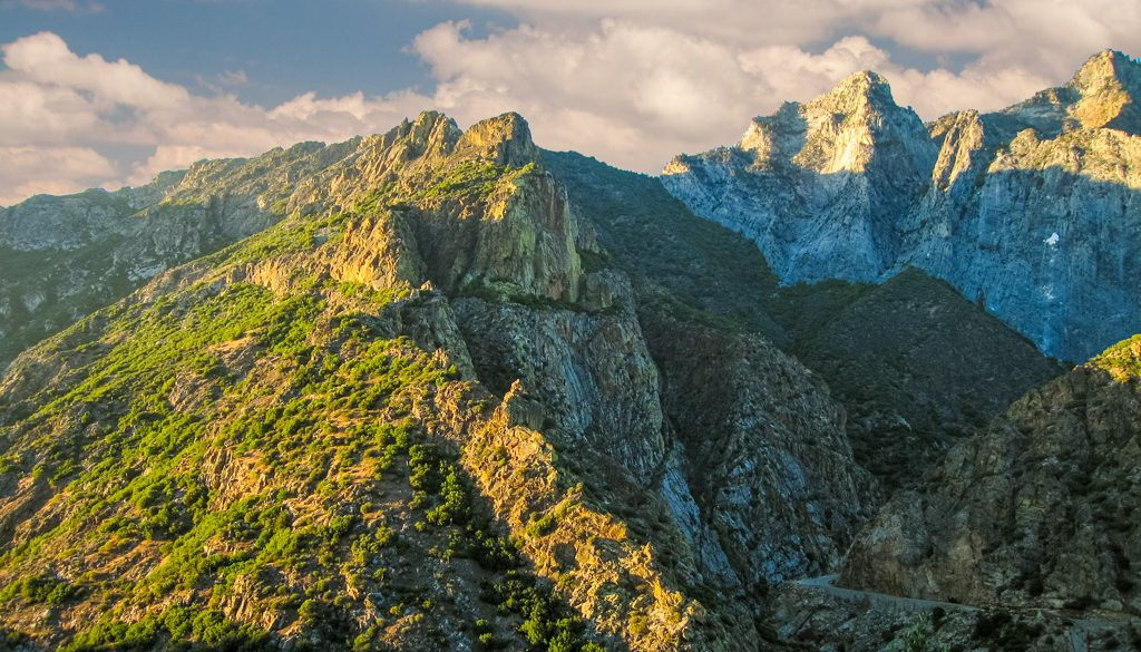 kings canyon national park less crowded national parks