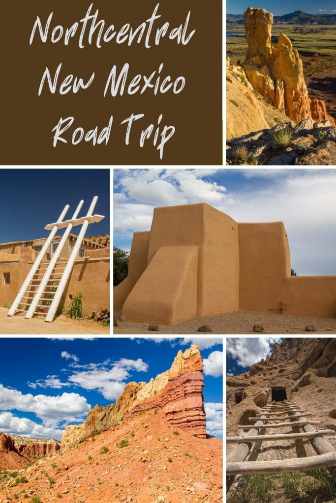 northcentral new mexico road trip