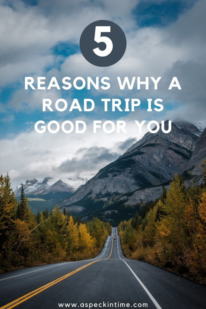 why you should take a road trip