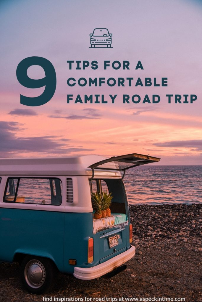 best tips for road trips